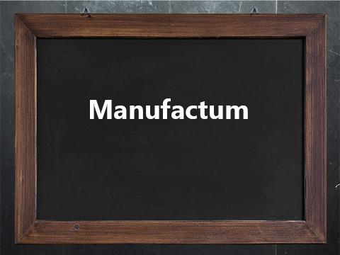 Logo_Manufactum_Waltrop