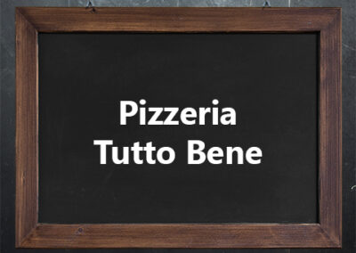 Pizzeria Tutto Bene