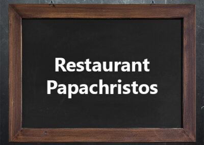 Restaurant Papachristos