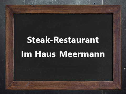 Logo_Steak-Restaurant im Haus Meermann_Waltrop