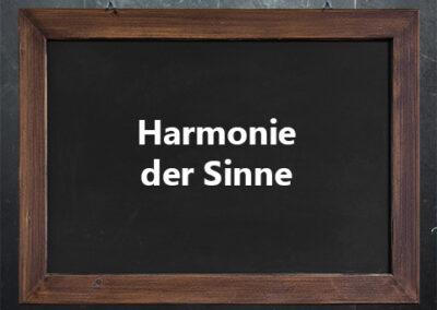 Harmonie der Sinne – Christiana Jäger