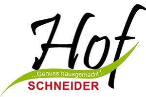 Logo Hofacefe und Bauernladen Hof Schneider in Datteln am Jamemrtal