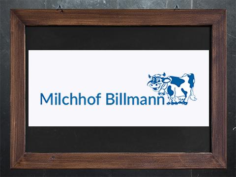 Logo Milchhof Billmann in Waltrop